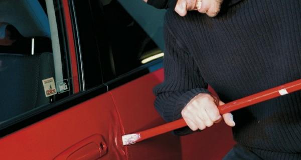En España se produce un robo de coche cada tres minutos y medio